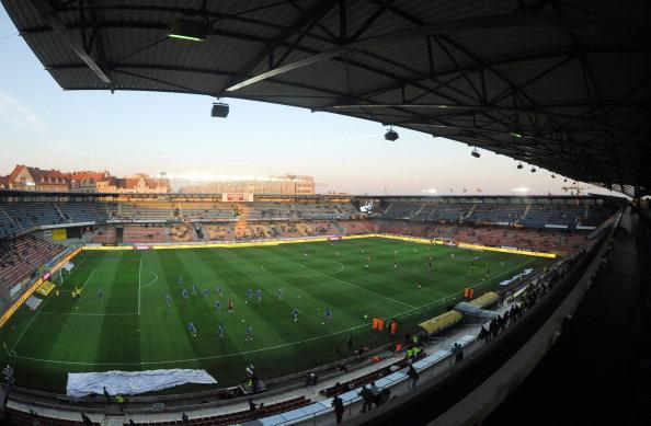 Sparta Prague_stadium