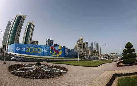 Qatar 2022_branding_in_Doha