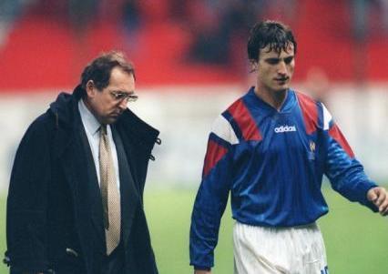 gerard-houllier-and-david-ginola-en-1993 14-11-11