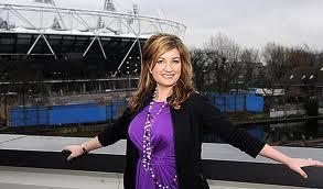 Karren Brady_posing_outside_Olympic_Stadium