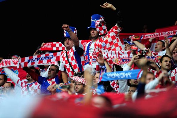 Croatian fans_Euro_2012