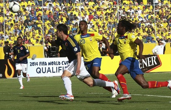 ecuador v_colombia_brazil_2014_qualifier_12-06-12