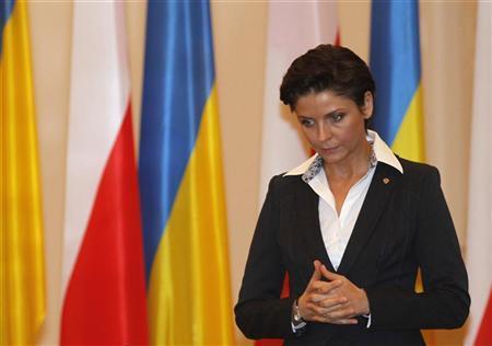 Joanna Mucha_Polish_sports_minister