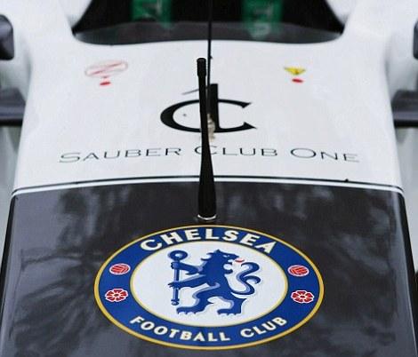 Chelsea and_Sauber