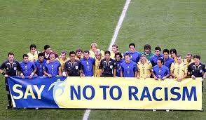 racism -say no