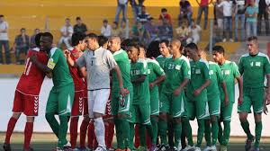 palestinian football