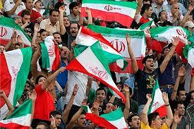 Iranian crowd