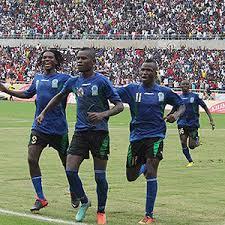 Tanzania players
