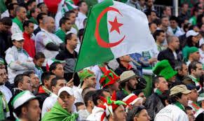 Libyan fans