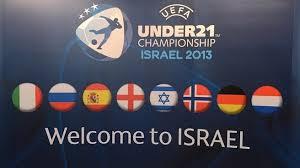 U21 Euros poster
