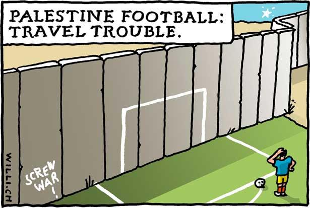 iwf palestine