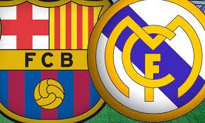 Barca and Real
