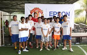 Epson sponsorship
