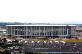 Mane Garrincha Stadium Brasilia