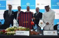 UAB and Barca sponsorship