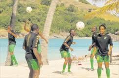 Caribbean football