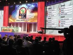 CAF draw