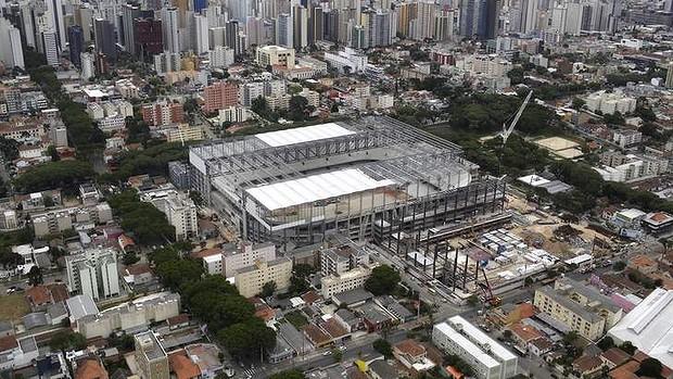 Curitiba construction