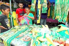 Kedah merchandise