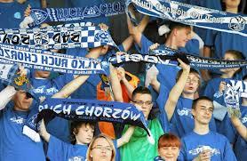 Ruch Chorzow fans