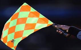 Assistant refs flag
