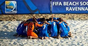 El Salvador Beach Soccer team