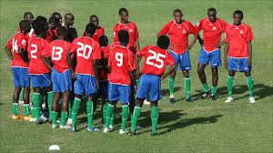 Gambian team
