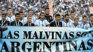Malvinas banner