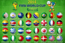 World Cup 32 teams