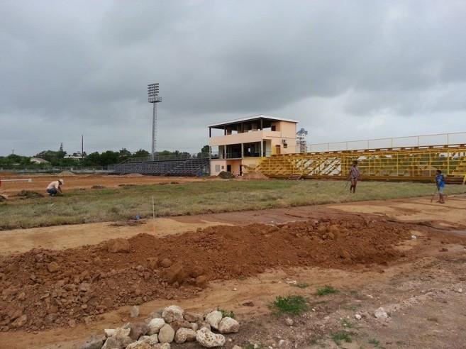 FFB stadium renovation