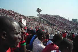 Malawi football fans
