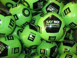 WADA footballs