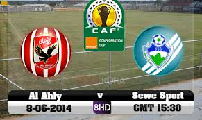 Al Ahly vs Sewe Sport