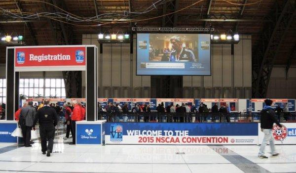 NSCAA Convention