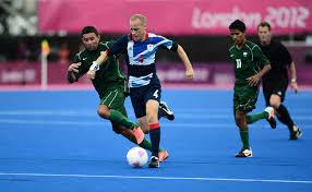 Paralympic football