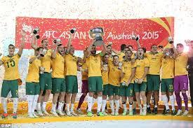 Austalia win Asian Cup