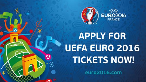 Euro2016 tickets