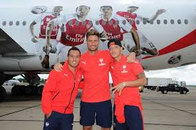 Arsenal plane
