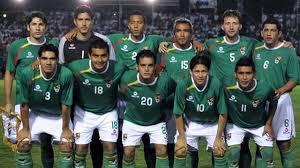 Bolivian team