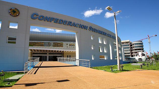 Conmebol HQ