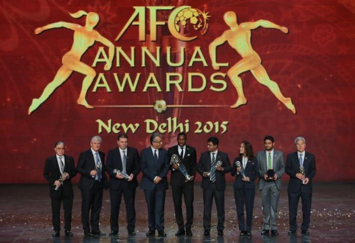 AFC Awards night