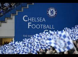 Chelsea flags