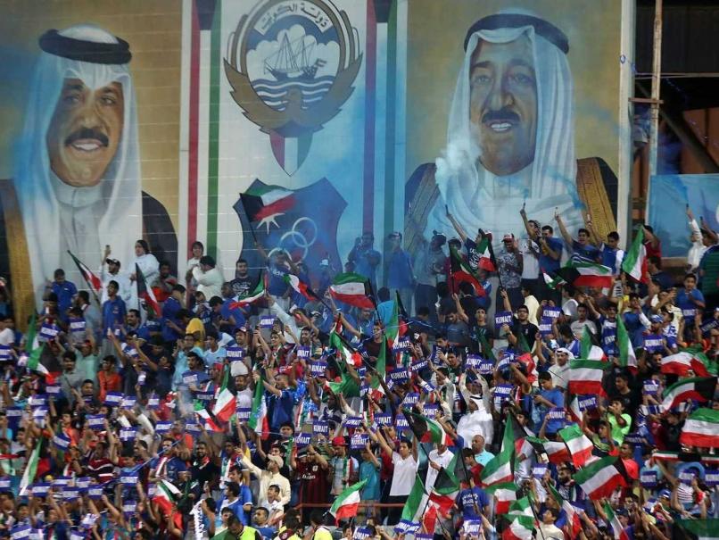 Kuwait fans