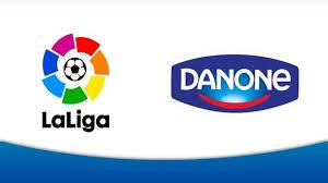 La Liga and Danone