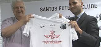 Santos and Air Maroc