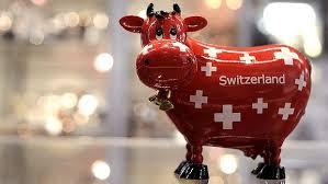Swiss piggybank