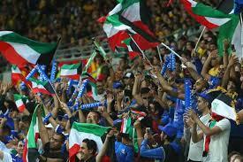 Kuwaiti fans