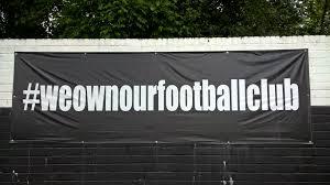 football fan ownership