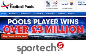Pools winner