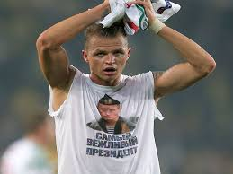 Putin on t-shirt
